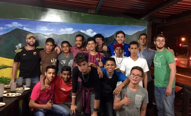 Boys Youth Group