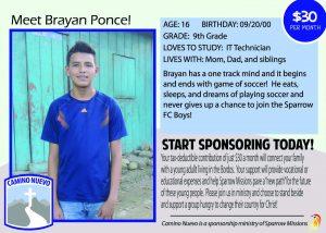 Brayan Ponce
