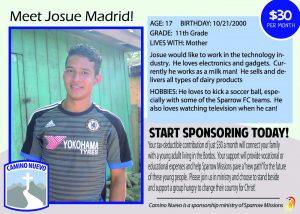 Josue Madrid