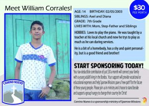 William Corrales